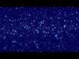 Снег, звёзды: фон для видеомонтажа и презентаций.  YouTube