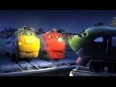 Веселые паровозики из Чаггингтона Парад в честь Пита 1 Сезон/Серия 51 - мультики про паровозики