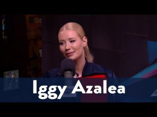 Interview: Iggy Azalea for Kidd Nation Morning Show (#6) [14/04/16]