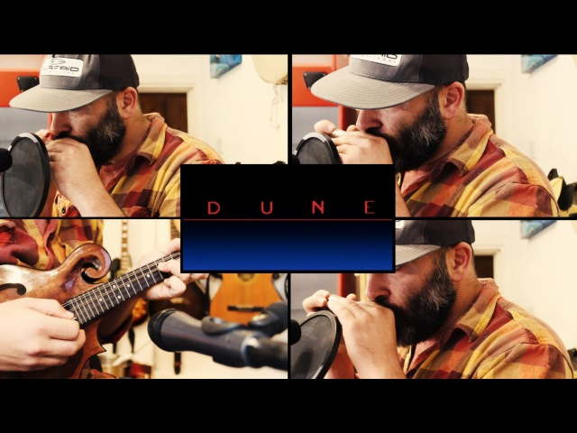 Dune music cover - Sign Of The Worm