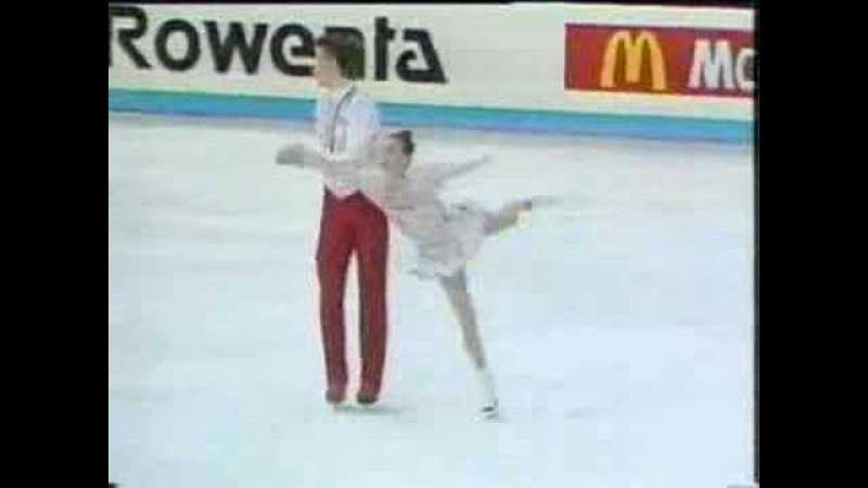 Gordeeva Grinkov: 1989 Worlds SP Barber of Seville