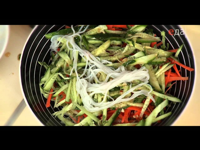 Кухня Китая. Пекинский салат