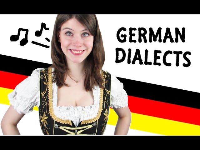 Трикси говорит на 12 немецких диалектах