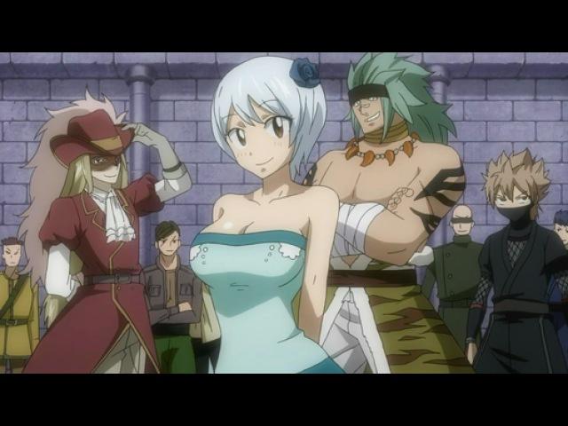 Fairy Tail / Сказка о хвосте феи | 265 (90) серия | Озвучивание: Eladiel Zendos (Onibaku Group)