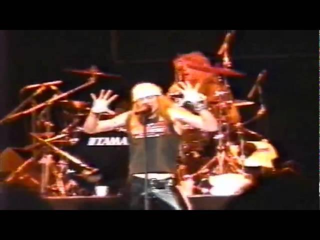 Guns N' Roses - Orange County Fairgrounds, Middletown, NY (08.07.1988) [DVD]