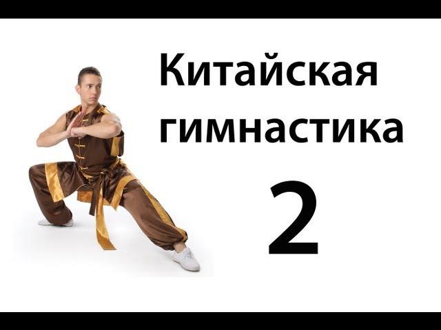 Китайская гимнастика Урок № 2 Станислав Рогачёв Телеканал Живи Занятия дома