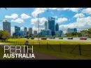 Largest Australian City 4K   Perth, Australia