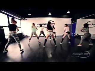Nicki Minaj - Anaconda | Choreography by Lesya | Model-357 Lab.