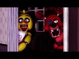 [FNAF SFM] The Vicious Cycle of Five Nights at Freddy's 4