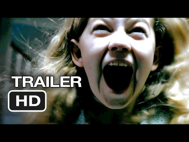 Mama Official Trailer 1 2012 Guillermo Del Toro Horror Movie HD