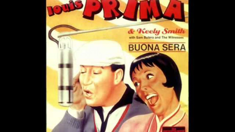Louis Prima Keely Smith - Baby won't you please come home