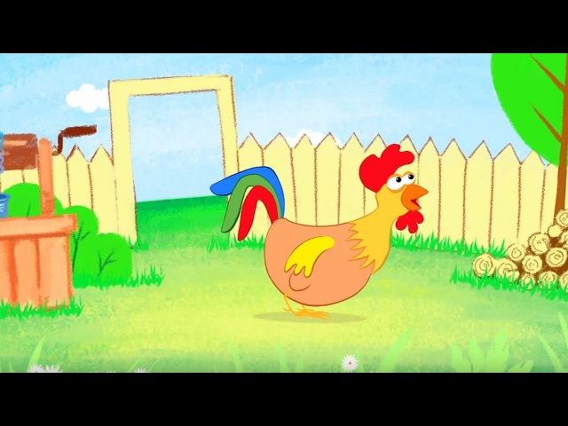 Песенки для детей. Песенка про птичек - 2