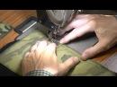 ✂️👖👗👍Как сшить карман накладная листочка в шве. Шитье и крой