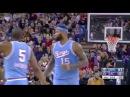 DeMarcus Cousins Records 38 Points, 20 Rebounds vs Denver #NBANews #NBA