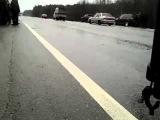Дальнобойщик.Авария на трассе М-10 Тверь.