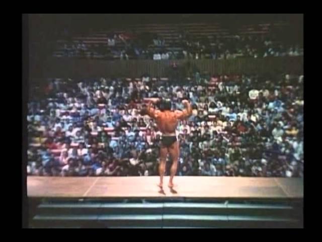 Арнольд Шварценеггер - Возвращение/Arnold Schwarzenegger - The Comeback (1980)