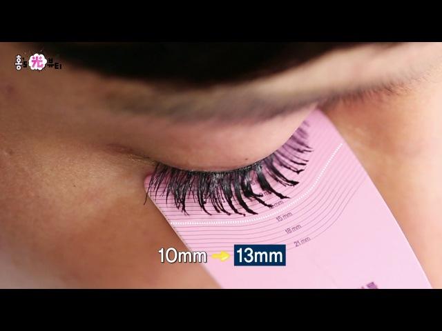 [Hong's Beauty Lab] ep.05 Long lash mascara experiment [홍스광뷰티] ep.05 드라마틱하게 길어지는 롱래시 마스5285