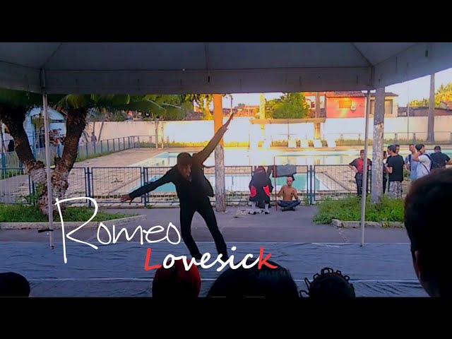 ROMEO_예쁘니까(LOVESICK) ~ Dance Cover by Dhiego [AniSfest '15]
