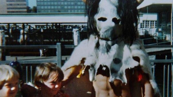 Пожар «Поезда-призрака» в сиднейском Луна-парке