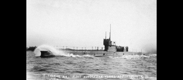 Исчезновение подводной лодки HMAS AE1