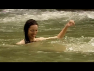 Ребекка Холл (Rebecca Hall) голая в фильме Широкое Саргассово море (2006)