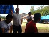 Встреча с армянской молодежью в Нагорном Карабахе (часть 1)