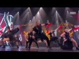 Танцы ТНТ Команда Мигеля (Apashe feat. Sway - Im A Dragon)