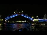Развод мостов-это что-то круто неимоверное!!)