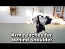 Aikido Ukemi Tutorial - Unsupported Soft High Fall