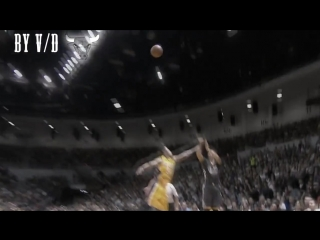 Stephen Curry MVP Shot | VK.COM/VINETORT