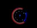 52mm Car Tachometer Plasma LED RPM Rev Gauge Clear Lens Tacho