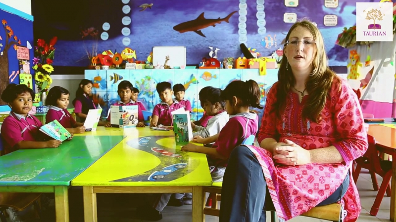 Faculty Speak- Chloe Hill, Academic Head, Taurian World School
