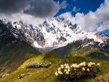 Сванетия, Грузия - Svaneti, Georgia, სვანეთი, საქართველო