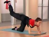 Упражнения для похудения от Ляйсан Утяшевой 8
