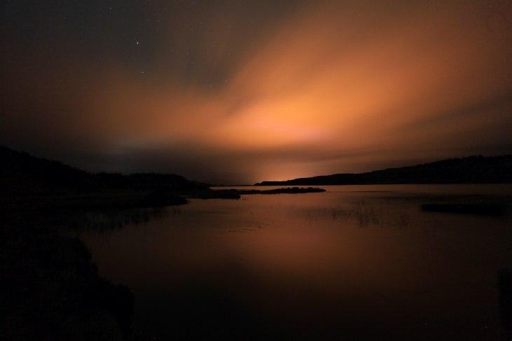 Taken by Andrew McGill on October 11, 2012 Mishnish Lochs, Isle of Mull Scotland. 11th