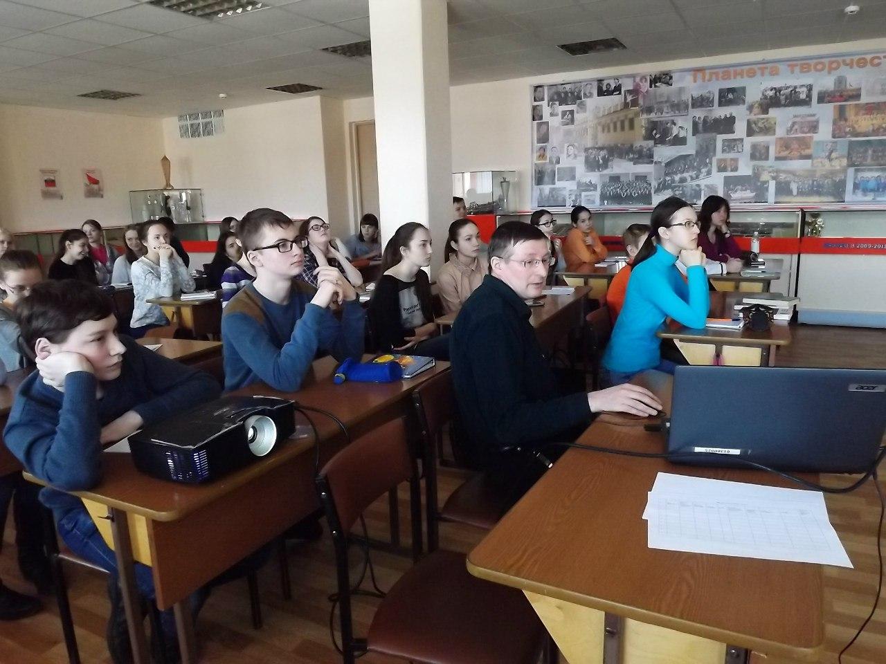 Весенняя Школа Юнната. Фото Е. Игнатьевой