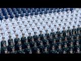 Прощание славянки! Китайская версия Марш-песня