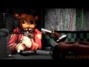 5 ночей с мишкой Фредди охранник 3D анимация