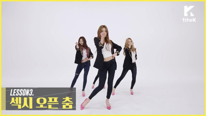 Lets Dance Dalshabet(달샤벳) Someone like U(너 같은) [ENGJPNCHN SUB]