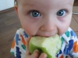 с Mr.Proper (со вкусом яблока)... веселей - чистит в два раза быстрей!