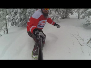 Шерегеш_2015_нетронутый снежочек
