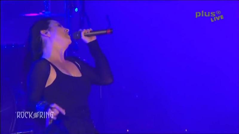 Evanescence - Sick (Rock Am Ring 2012) [HD]
