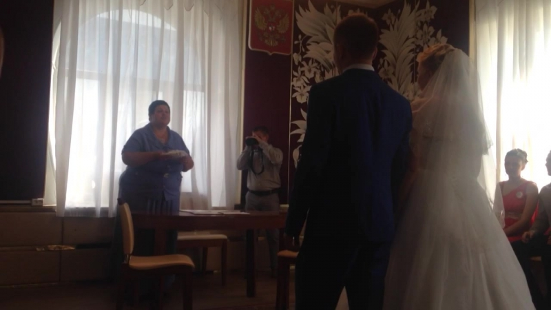 Свадьба Пети и Лены❤️