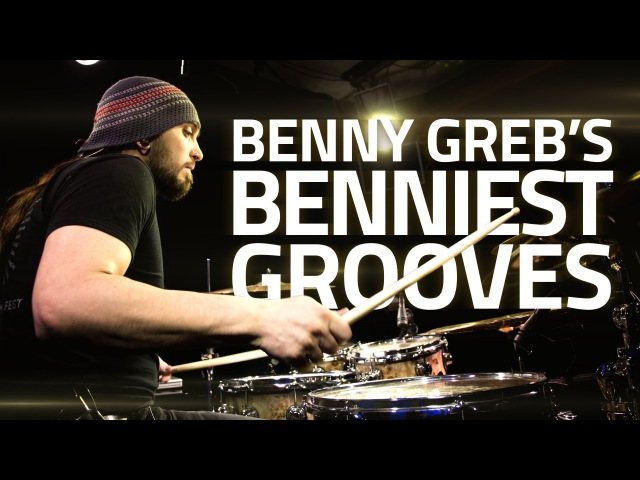Benny Greb's Benniest Grooves - Drum Lesson