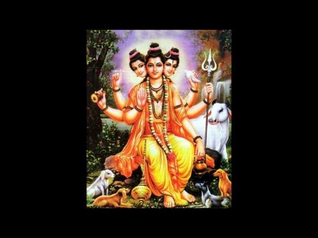 Shri dattatreya stotra - dr balaji tambe