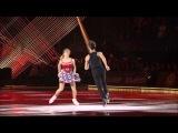 Art on Ice 2015 - Papadakis & Cizeron / Marc Sway / Band / Non, Non, Non & Severina