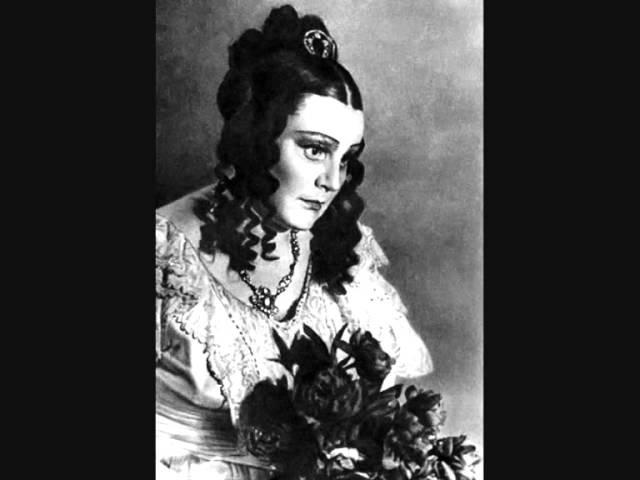 Надежда Чубенко / Tchubenko - Ариозо Маши из оперы Дубровский Э Направника