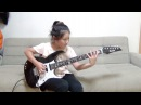 Dream Theater Lost Not Forgotten cover / Li-sa-X Japanese 10 year old girl