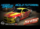 Need for Speed 2015 | Street Racing Syndicate Nissan Skyline Build Tutorial | How To Make