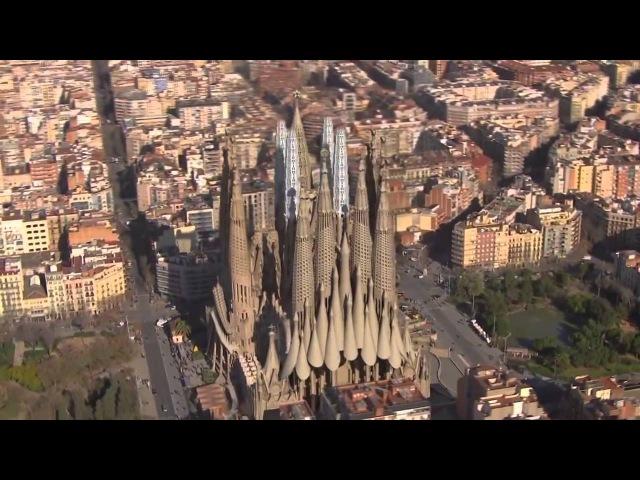 Так будет выглядеть Саграда Фамилия в будущем (Испания, Барселона)